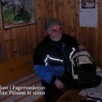 Rast i Fagernäskojan