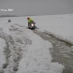 Vatten på Svegssjön